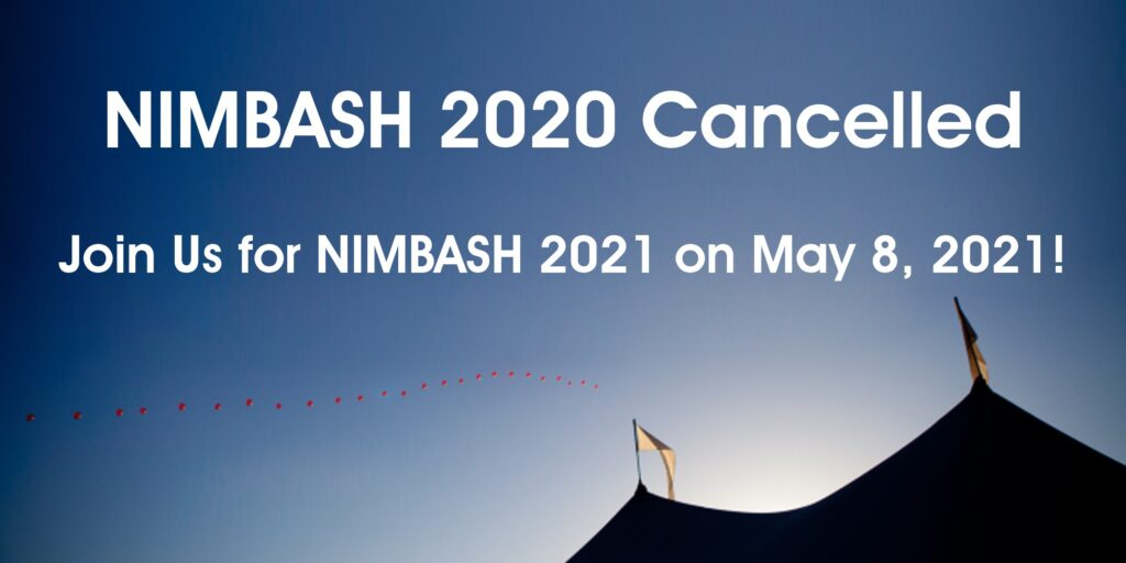 Nimbash 2020 Is Cancelled, Please Mark Your Calendars For with Please Mark Your Calendar For