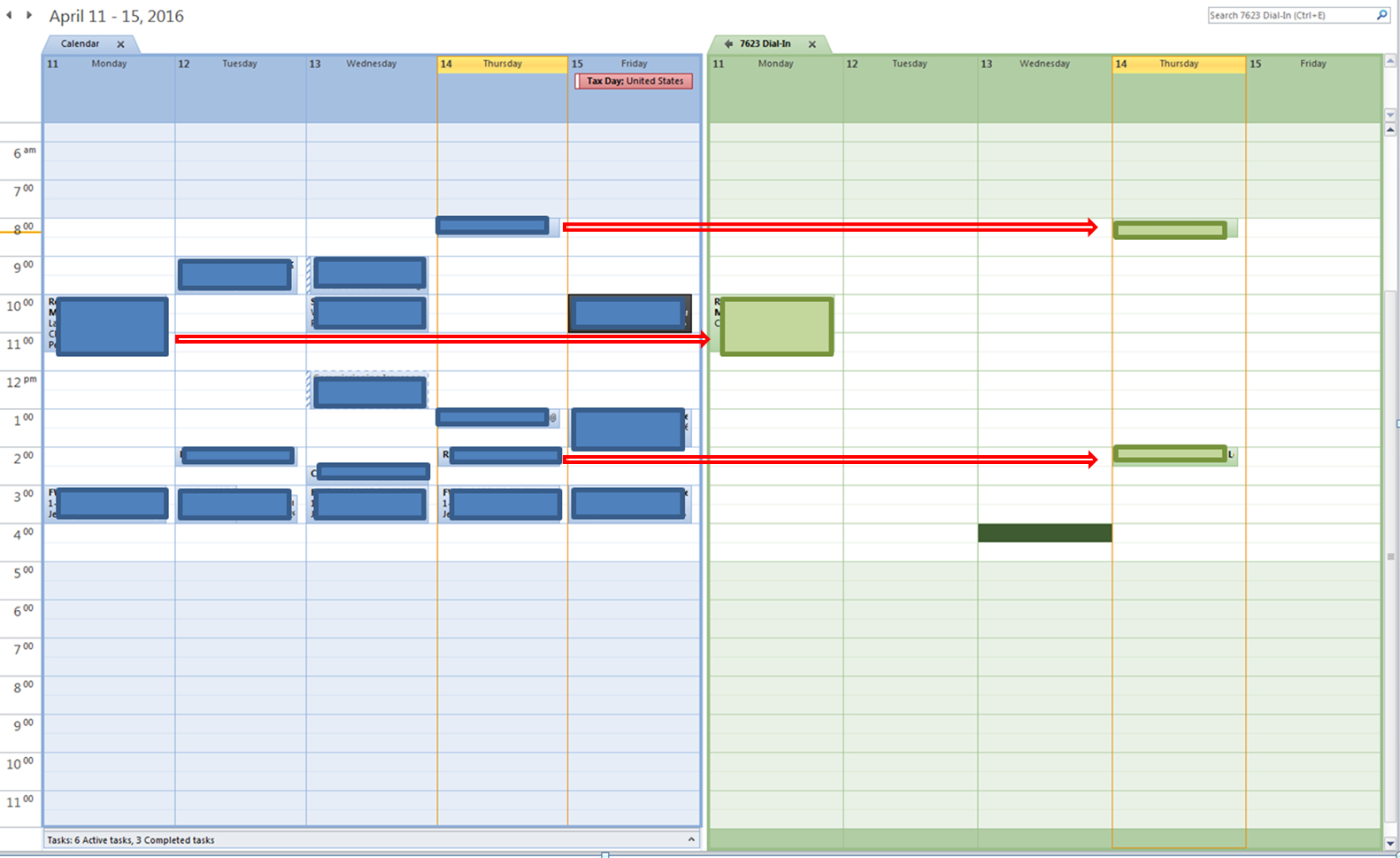 Outlook: Shared Calendar Conditional Formatting  Super User throughout Outlook Calendar Not Showing Appointments