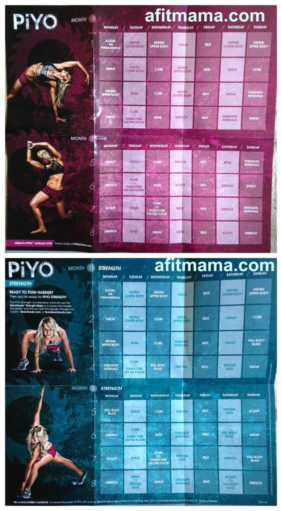 Pin On Scoops Of Protein intended for Piyo 21 Day Fix Hybrid