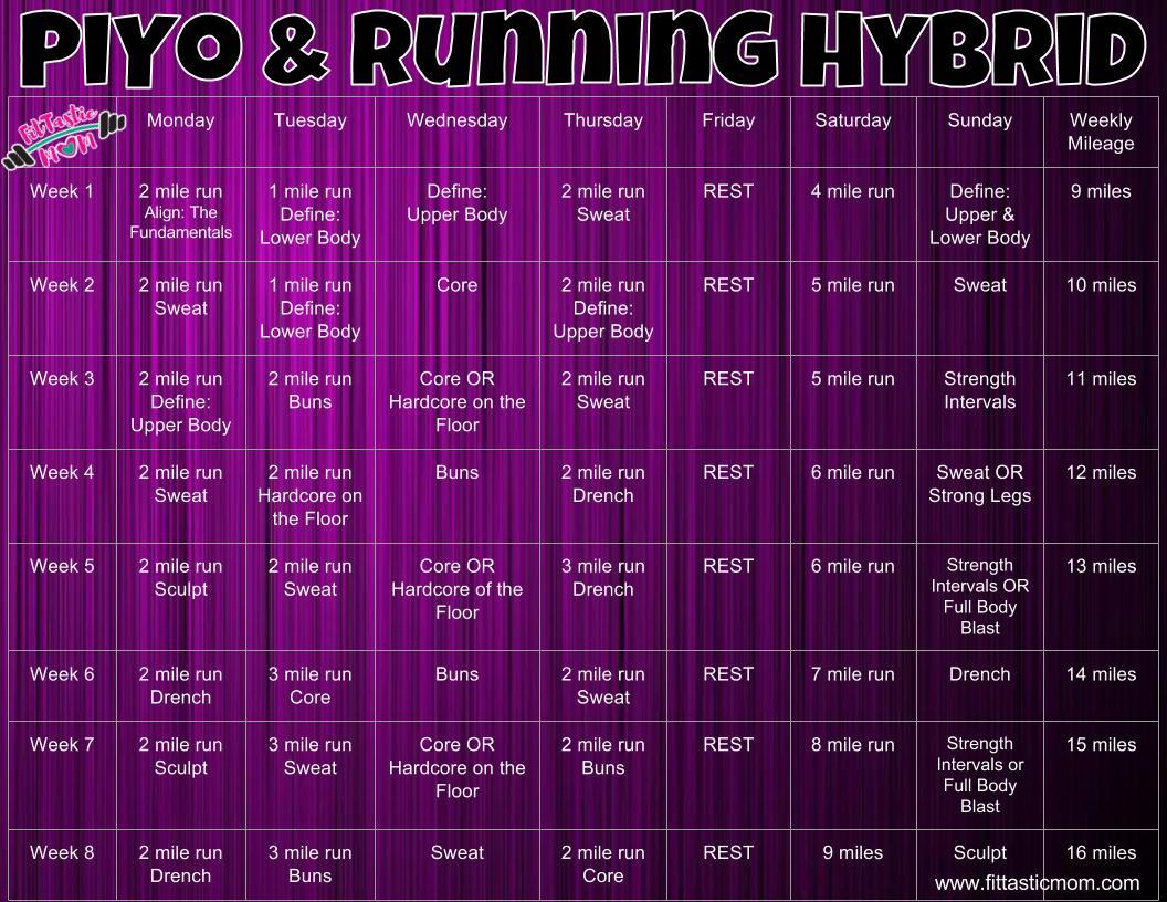 Piyo Hybrid Calendars | Calendar For Planning throughout Piyo Calendar Printable