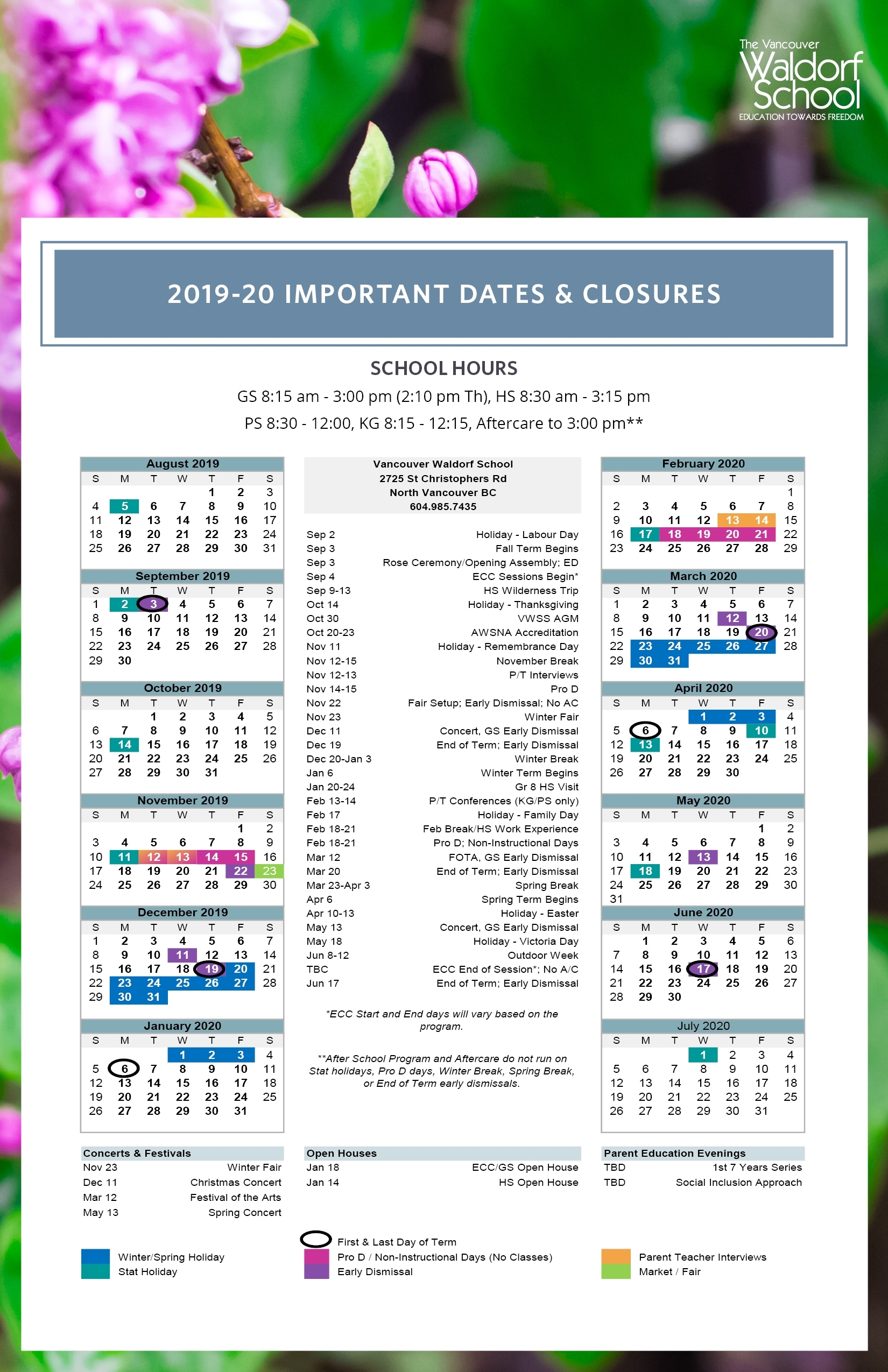 Please Find A Calendar On Line For Special Days Of The with Ocsb School Year Calendar
