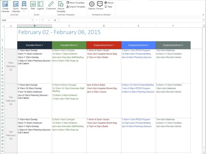 Print 5 Day Calendar Outlook | Ten Free Printable Calendar inside Print Yearly Calendar Outlook
