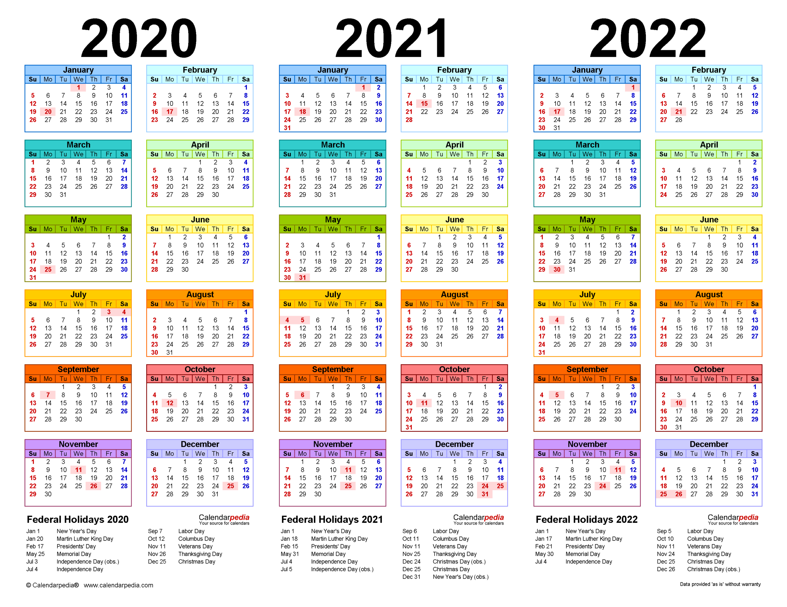 Printable Calendar 2021 And 2022 with regard to 3 Month Calendar 2021 Printable Free