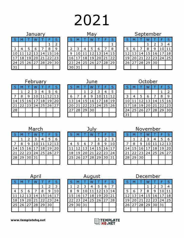 Printable Calendar 2021 | Printable Calendar Design inside Free Printable Calendar With Lines On Days 2021