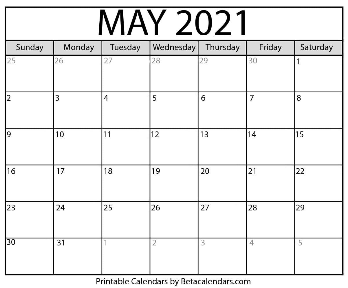 Printable May 2021 Calendar   Apache Openoffice Templates with regard to 3 Month Blank Printable Calendar 2021