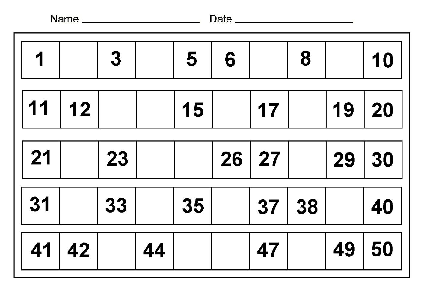 Printable Preschool Numbers 1 31 | Free Calendar Template with regard to Printable Numbers 1-31