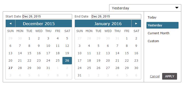 Pure Angular Date Range Picker | Angular Script with regard to Qualtrics Date Range Picker