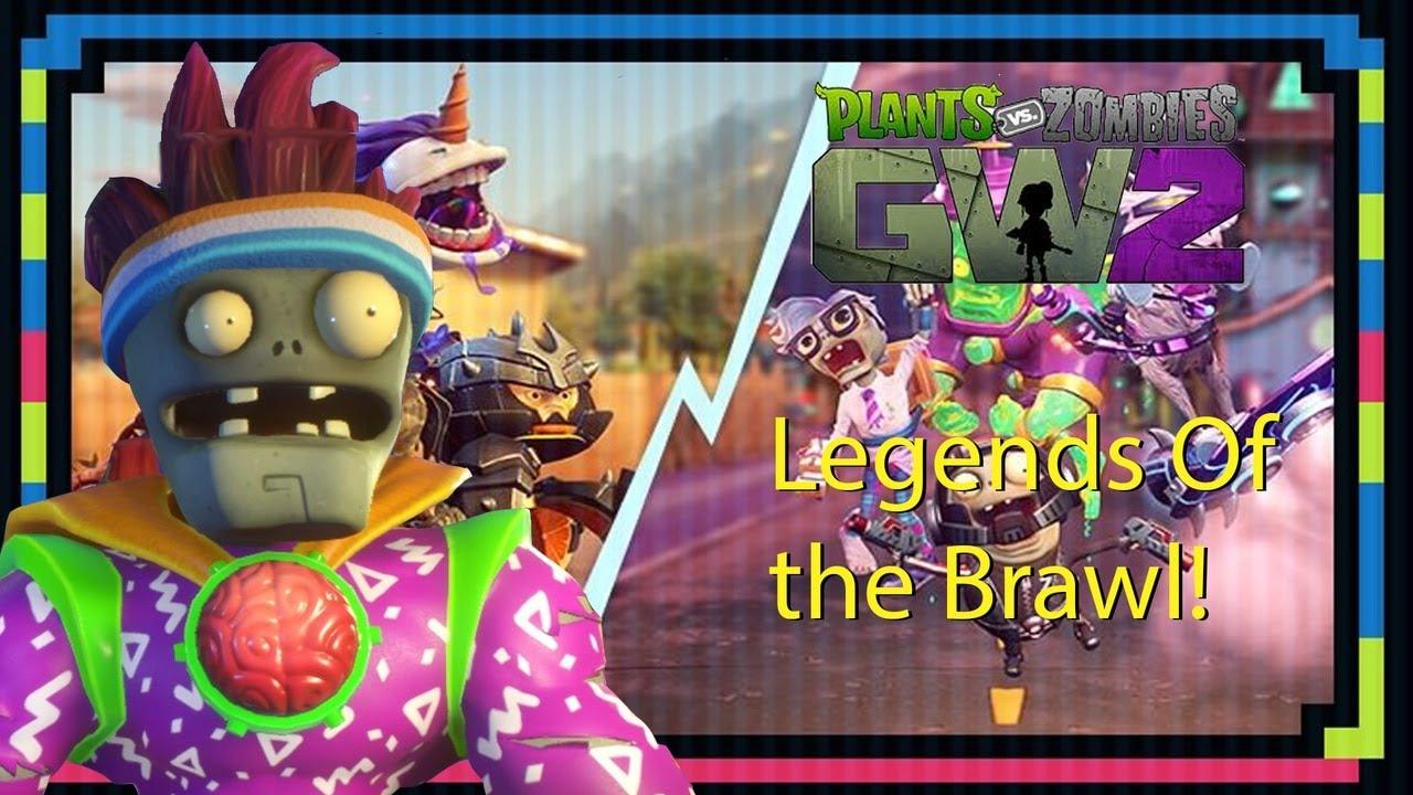 Pvz Gw2 Legends Of The Brawl!  Youtube throughout Pvz Gw2 Eventkalender