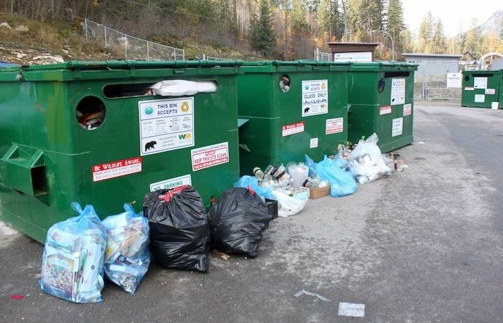 Rdck Takes Measures To Protect Onsite Waste And Recycling within Nelson Recycling Calendar