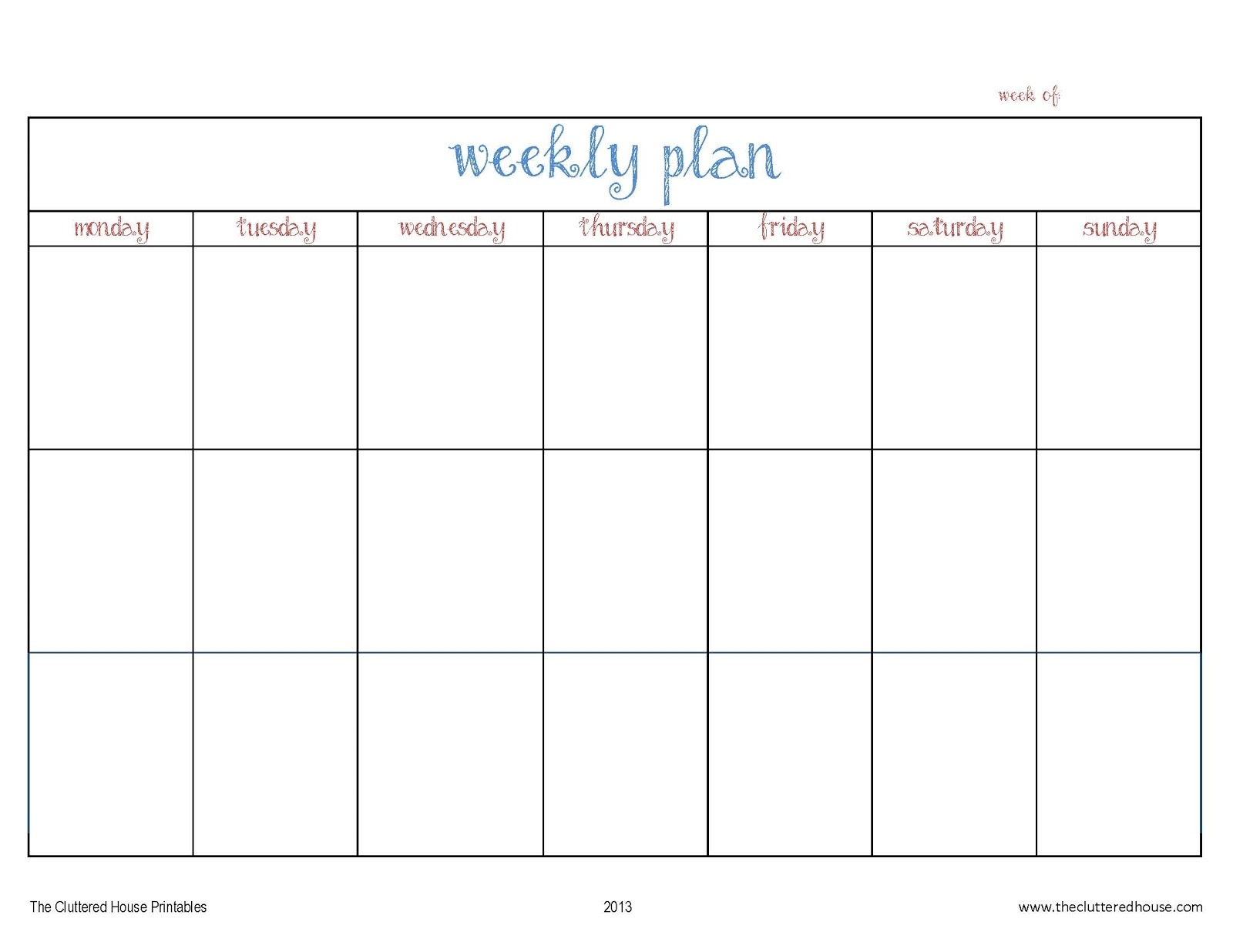Remarkable 3 Week Blank Calendar Template • Printable throughout Remarkable Calendar Template