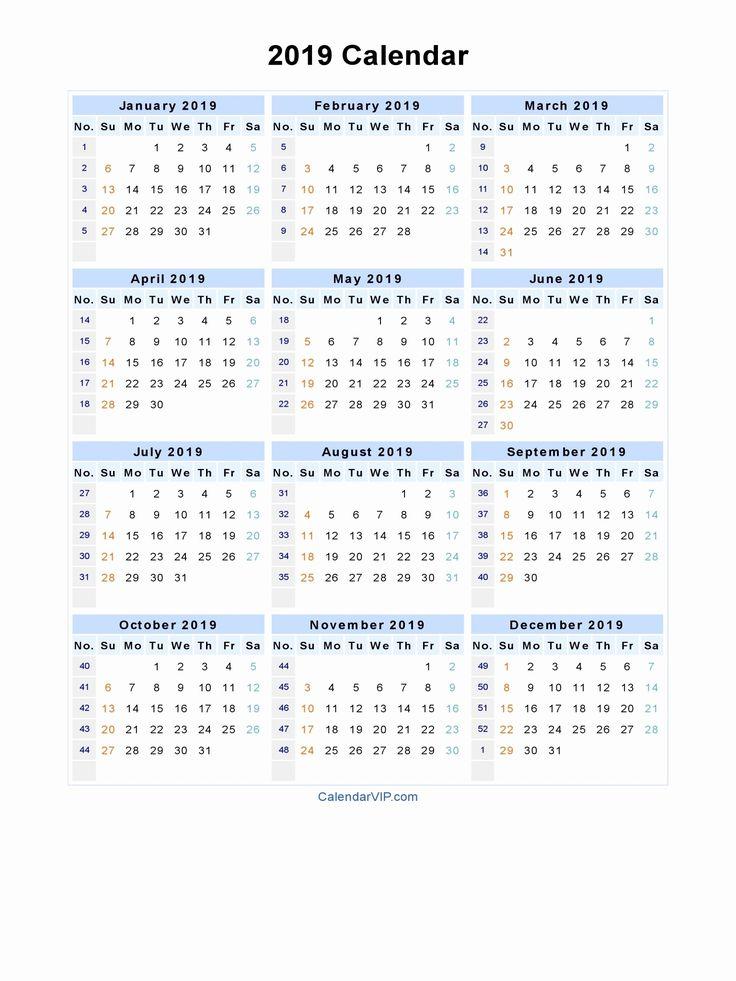 Remarkable Calendar Template School Year 201918   Free with regard to Remarkable Calendar Template