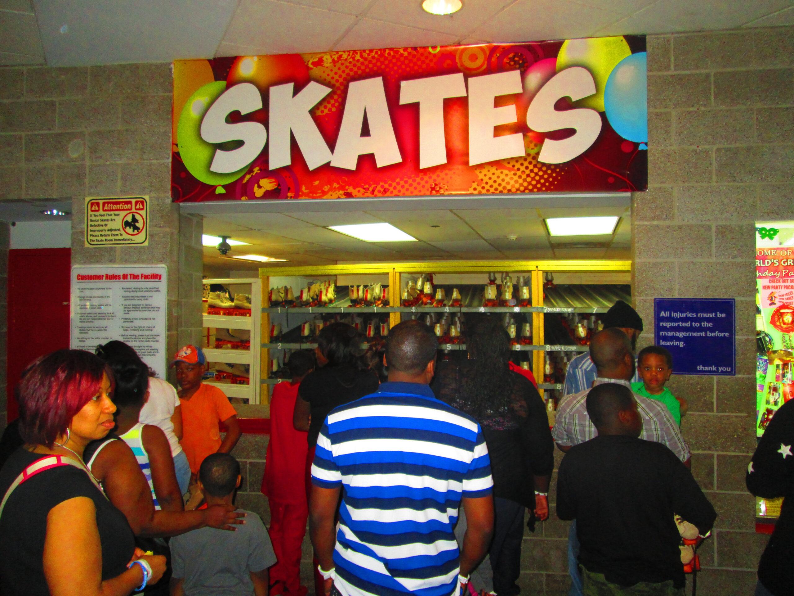 Roller Skating   Photos   Branch Brook Park Roller Skating with Branch Brook Park Roller Skating Center Newark Nj