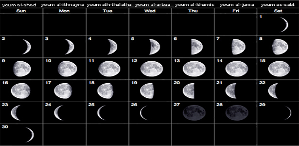 Saudi Arabia Dumps Islamic Calendar For Christian Calendar pertaining to Islamic Calendar In Nigeria