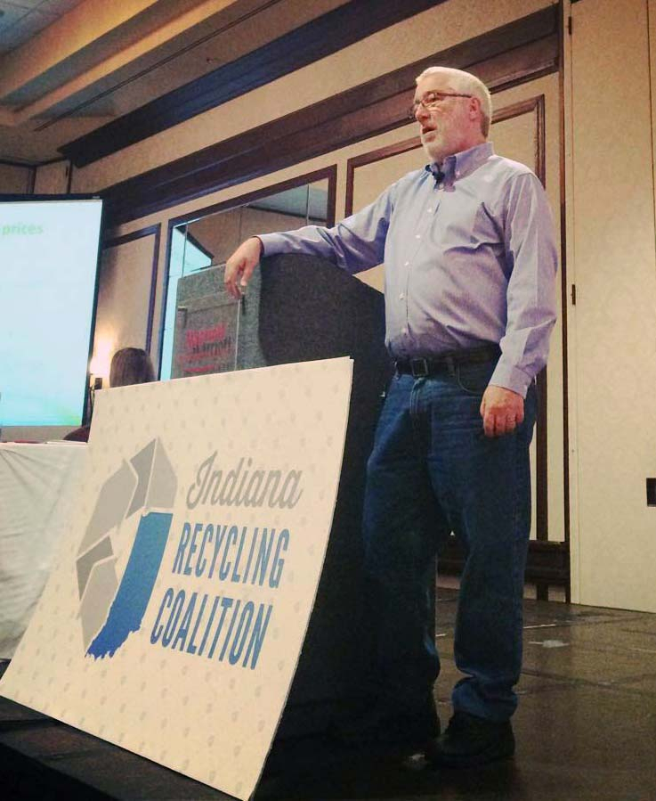 Sga Shares Expertise At Indiana Conference  Seven intended for Nelson Recycling Calendar