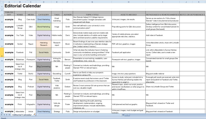 Social Business Archives  Diverse Achievements regarding Google Docs Editorial Calendar Template