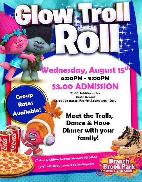 Special Events   Branch Brook Park Roller Skating Center in Branch Brook Park Roller Skating Center Newark Nj