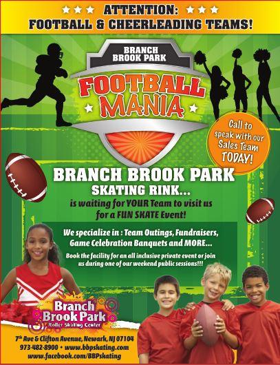 Special Events   Branch Brook Park Roller Skating Center intended for Branch Brook Park Roller Skating