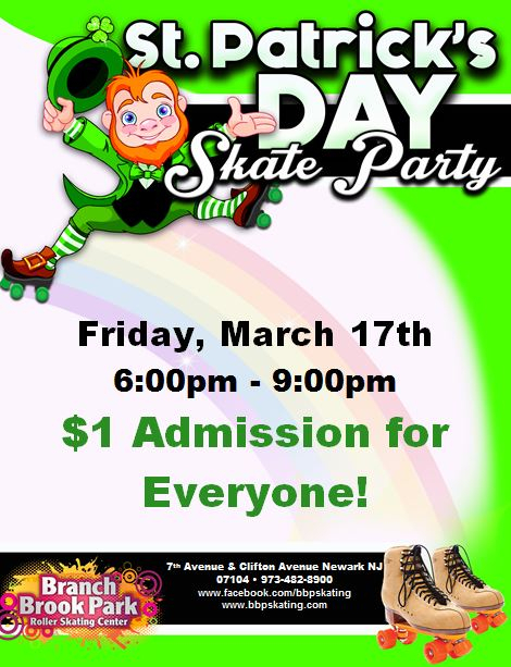 Special Events   Branch Brook Park Roller Skating Center with Branch Brook Park Roller Skating Center Newark Nj