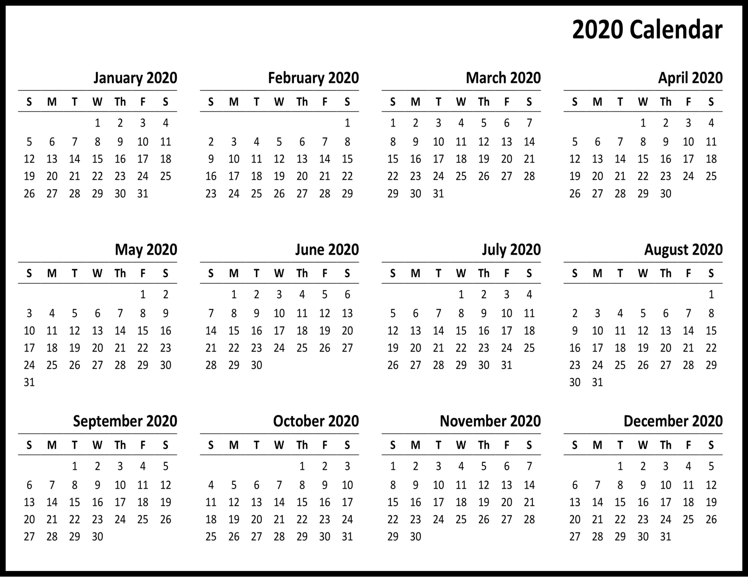 Sunday Thru Saturday Blank Calendar | Calendar Printables Free Blank regarding Sunday Thru Saturday Calendar