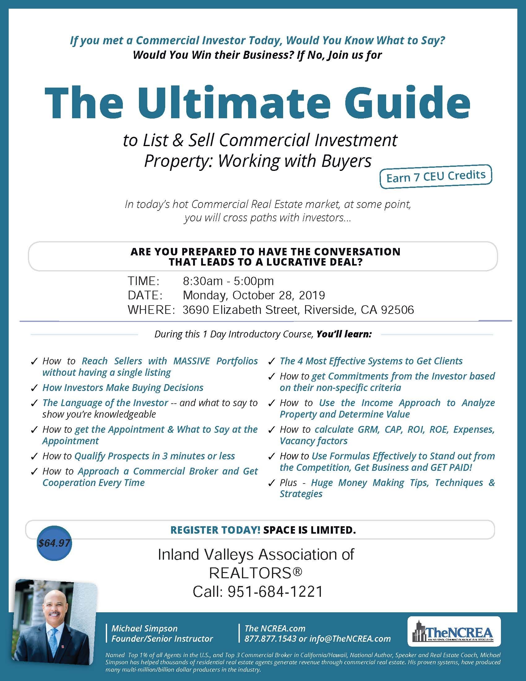 The Ultimate Guide To List & Sell Commercial Investment pertaining to The Ultimate Google Calendar Guide