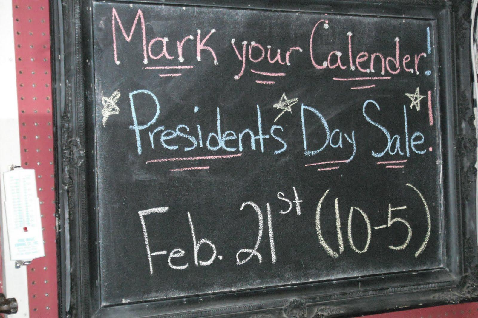 Treasures N Junk: Mark Your Calendar. within Please Mark Your Calendar For
