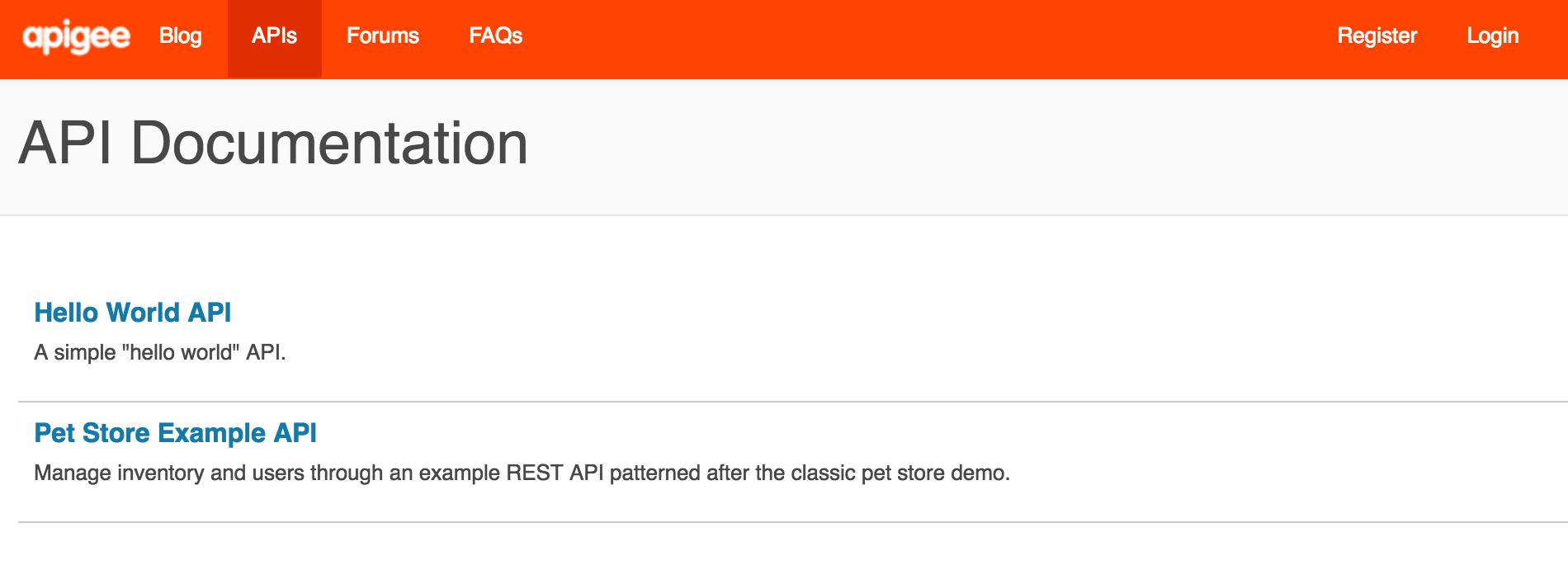 Using Smartdocs To Document Apis Apigee Docs for Knack Developer Docs
