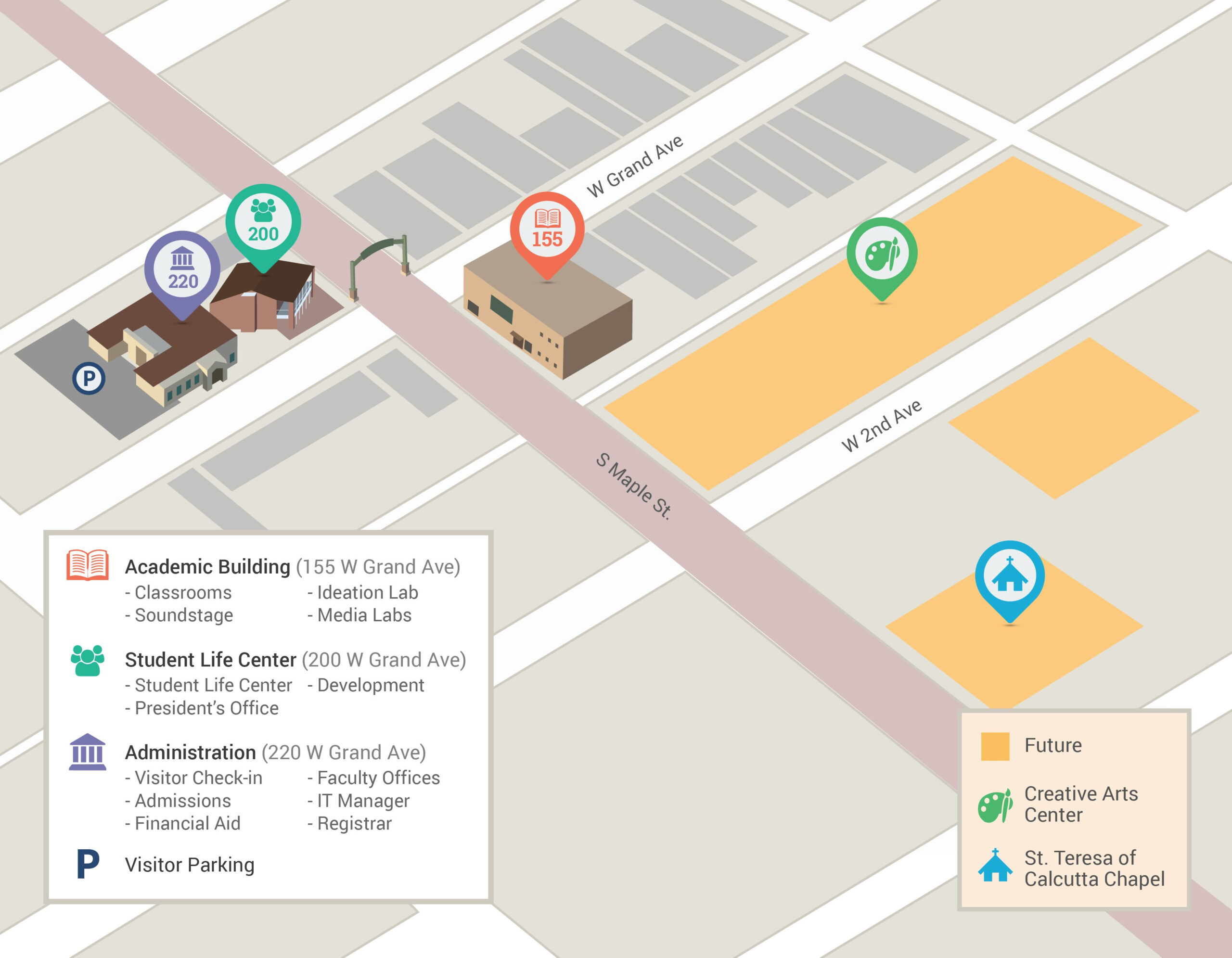 Visit Maps & Resources   Jpcatholic pertaining to Xula Academic Calendar